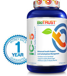 BioTrust IC-5 Reviews – Does The Insulin and Carb Managing Supplement Work?
