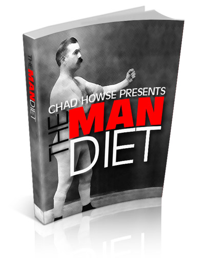 The Man Diet Book