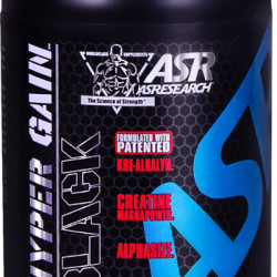 Hyper Gain Black Reviews – Is ASR Creatine Worth The Price?