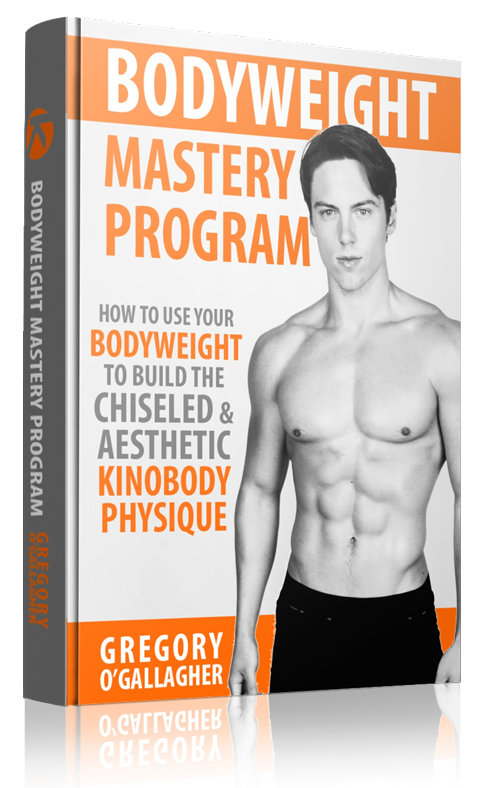 Kinobody Bodyweight Mastery Program