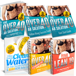 Over 40 Ab Solution Review – Does Shaun Hadsall's Program Work?