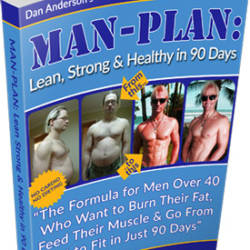 Man Plan Review – Is Dan Anderson's 90 Day Fat Loss Formula Worth Buying?