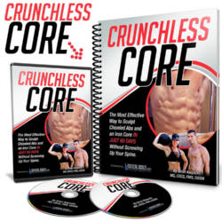 Crunchless Core Review – Is Brian Klepacki's Workout Worth Buying?